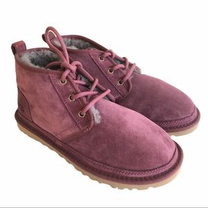 UGG® Neumel Casual Shoe Cordovan